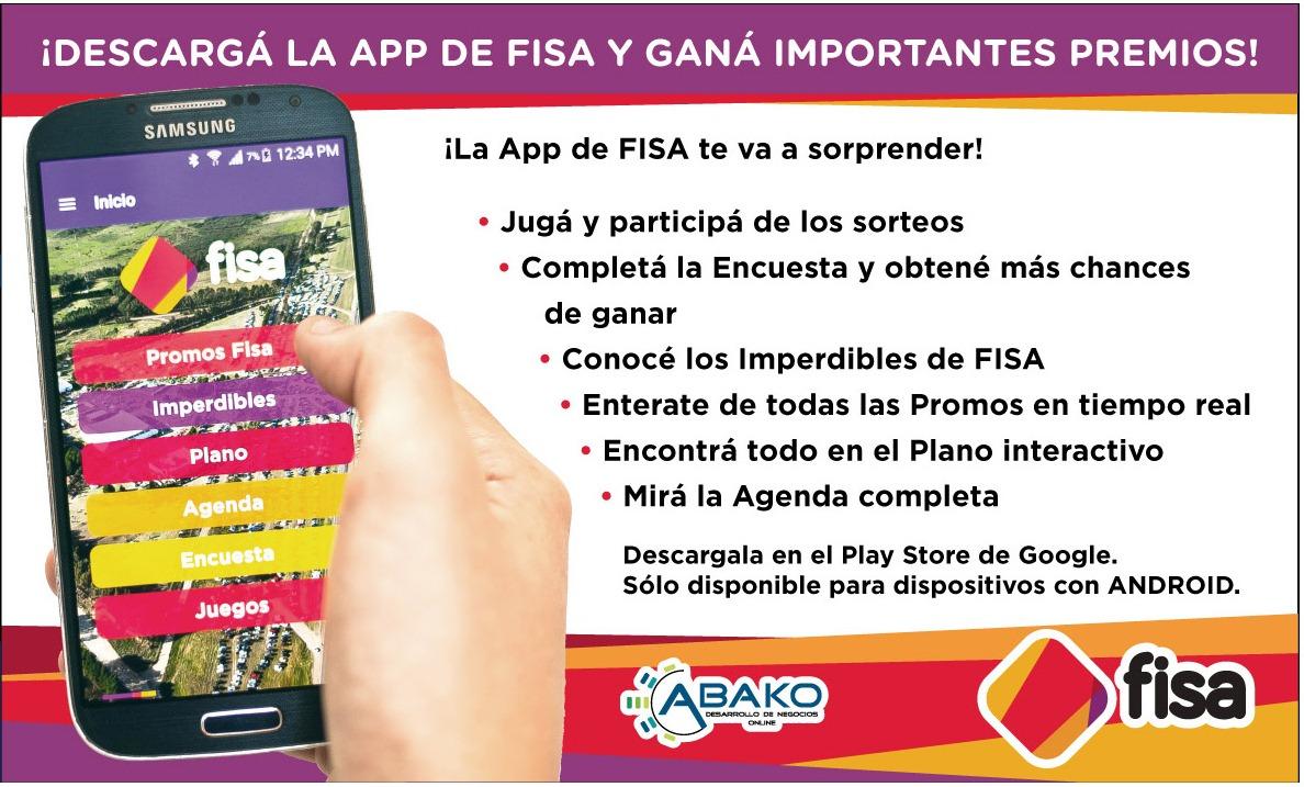 Flyer App FISA